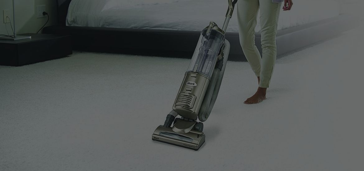 Shark Navigator Deluxe Upright Vacuum
