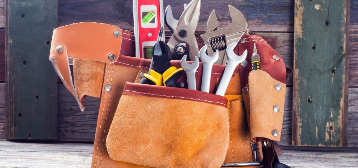 How To Set Up A Tool Bag